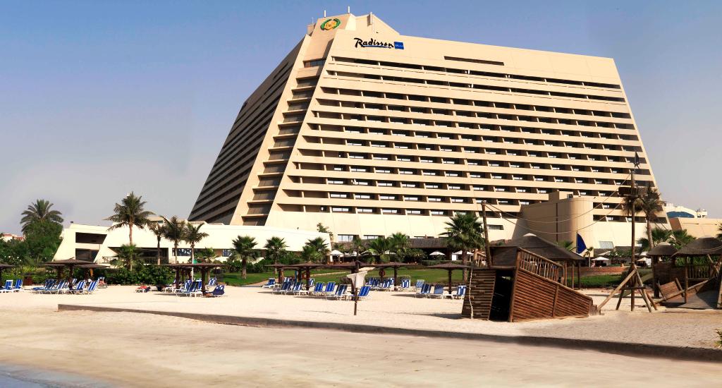Radisson Blu Hotel, Sharjah